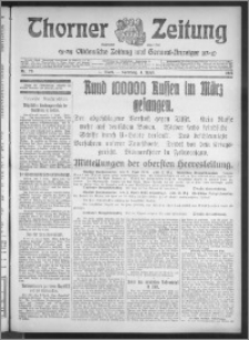 Thorner Zeitung 1915, Nr. 79 1 Blatt
