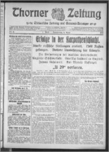 Thorner Zeitung 1915, Nr. 81 1 Blatt