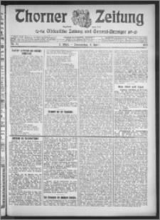 Thorner Zeitung 1915, Nr. 81 2 Blatt