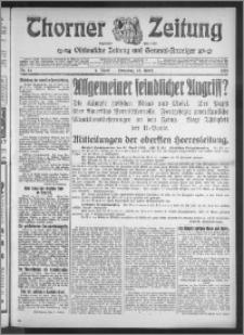 Thorner Zeitung 1915, Nr. 85 1 Blatt