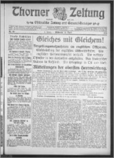 Thorner Zeitung 1915, Nr. 86 1 Blatt