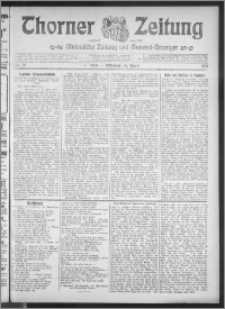 Thorner Zeitung 1915, Nr. 86 2 Blatt