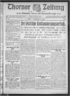 Thorner Zeitung 1915, Nr. 87 1 Blatt