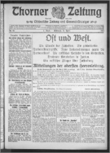Thorner Zeitung 1915, Nr. 92 1 Blatt
