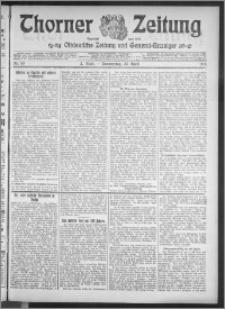 Thorner Zeitung 1915, Nr. 93 2 Blatt