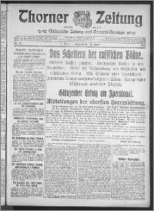 Thorner Zeitung 1915, Nr. 95 1 Blatt