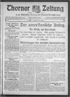 Thorner Zeitung 1915, Nr. 96 1 Blatt