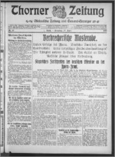 Thorner Zeitung 1915, Nr. 97 1 Blatt