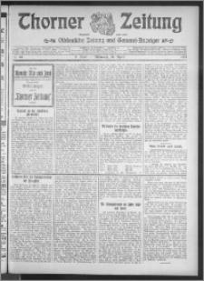 Thorner Zeitung 1915, Nr. 98 2 Blatt
