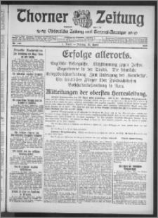 Thorner Zeitung 1915, Nr. 100 1 Blatt