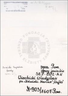 Wierzbicki Władysław