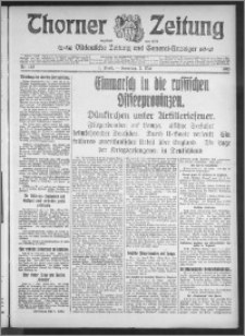 Thorner Zeitung 1915, Nr. 102 1 Blatt