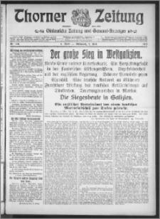 Thorner Zeitung 1915, Nr. 104 1 Blatt