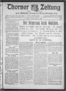 Thorner Zeitung 1915, Nr. 111 1 Blatt