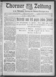 Thorner Zeitung 1915, Nr. 117 1 Blatt