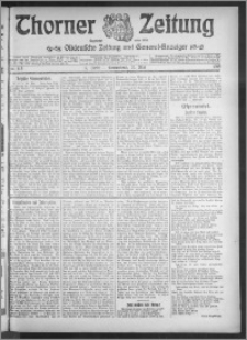 Thorner Zeitung 1915, Nr. 118 2 Blatt