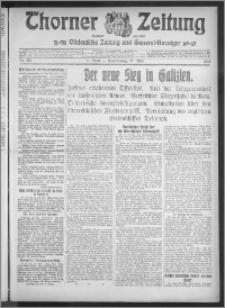Thorner Zeitung 1915, Nr. 121 1 Blatt