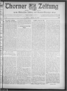 Thorner Zeitung 1915, Nr. 122 2 Blatt