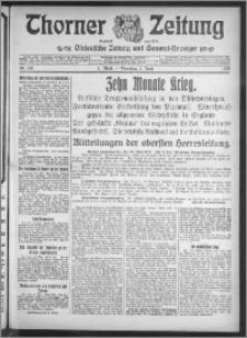 Thorner Zeitung 1915, Nr. 125 1 Blatt