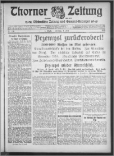 Thorner Zeitung 1915, Nr. 128 1 Blatt