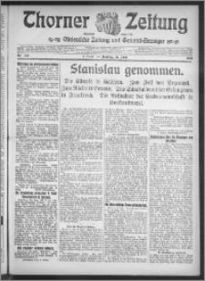 Thorner Zeitung 1915, Nr. 134 1 Blatt