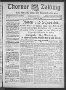 Thorner Zeitung 1915, Nr. 137 1 Blatt