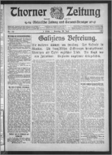 Thorner Zeitung 1915, Nr. 142 1 Blatt