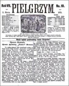 Pielgrzym, pismo religijne dla ludu 1875 nr 10