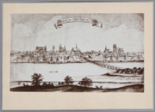 Prospect der Stadt Thorn von Svden