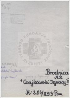 Czajkowski Ignacy II