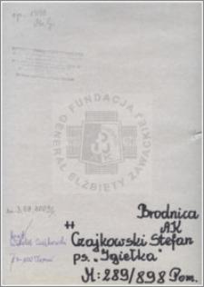 Czajkowski Stefan