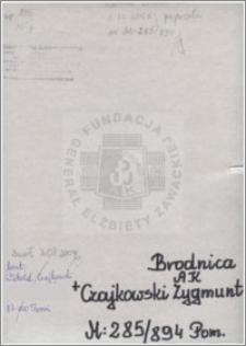 Czajkowski Zygmunt