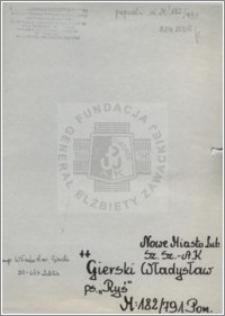 Gierski Władysław