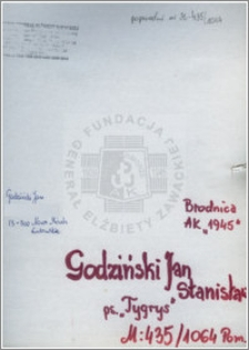 Godziński Stanisław