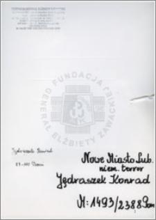 Jędraszek Konrad