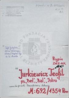 Jurkiewicz Teofil