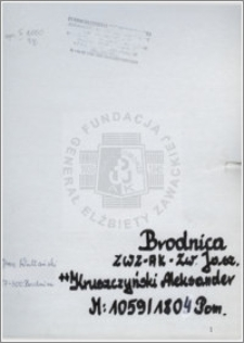 Kruszczyński Aleksander