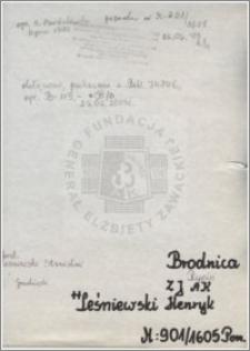 Leśniewski Henryk