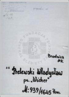 Prelewski Władysław