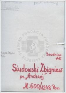 Siudowski Zbigniew