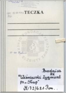 Wiśniewski Zygmunt