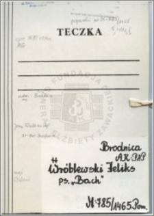 Wróblewski Feliks