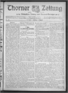 Thorner Zeitung 1916, Nr. 181 2 Blatt