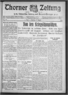Thorner Zeitung 1916, Nr. 183 1 Blatt