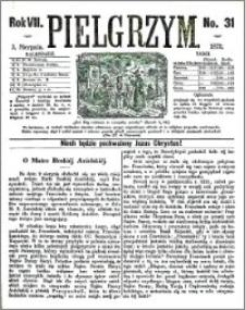 Pielgrzym, pismo religijne dla ludu 1875 nr 31