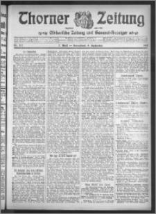 Thorner Zeitung 1916, Nr. 212 2 Blatt