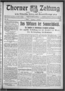 Thorner Zeitung 1916, Nr. 231 1 Blatt