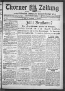 Thorner Zeitung 1916, Nr. 258 1 Blatt