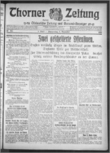 Thorner Zeitung 1916, Nr. 264 1 Blatt