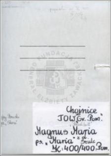 Magnus Maria